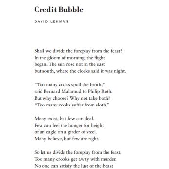 CreditBubble-DavidLehman
