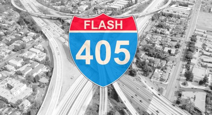 Flash 405